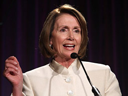 House Speaker Nancy Pelosi: 'That Party Is Over'