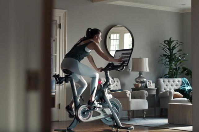 Peloton Pedals Into the (Winter) Olympics With New Campaign