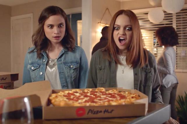 Watch the newest commercials on TV from Pizza Hut, Dodge, Panera Bread and more