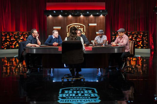 Poker Central's 'Super High Roller Celebrity Shootout'