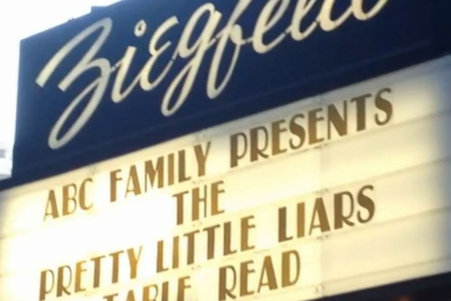Video: ABC Family Hosts 'Pretty Little Liars' Table Read, Tries for Twitter Record