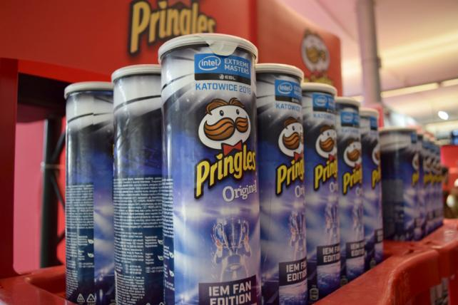 adage.com - Ilyse Liffreing - Pringles has nearly doubled its investment in esports