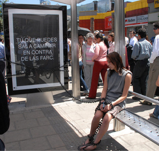 Rate The Ad: OMD: March Against FARC