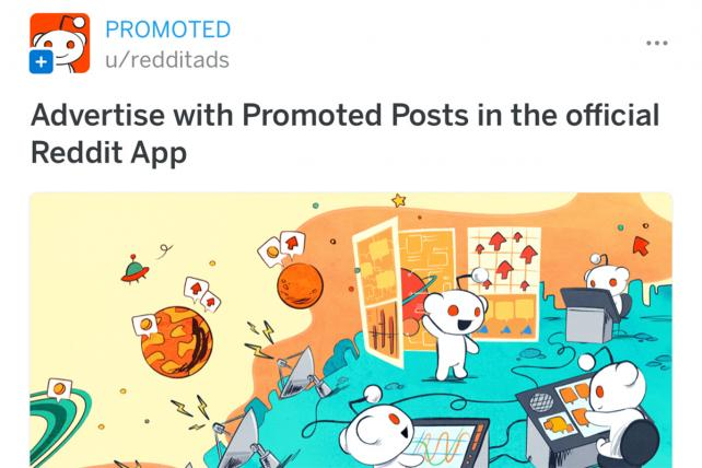 Reddit Says Native Ads Are Coming to Mobile This Monday