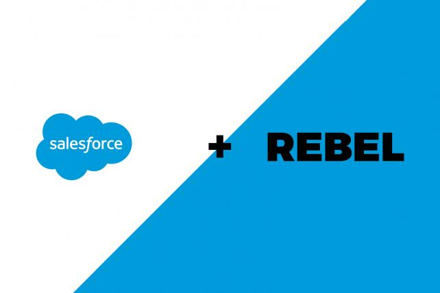 Salesforce acquisition of Rebel hints at larger play to reinvent email marketing