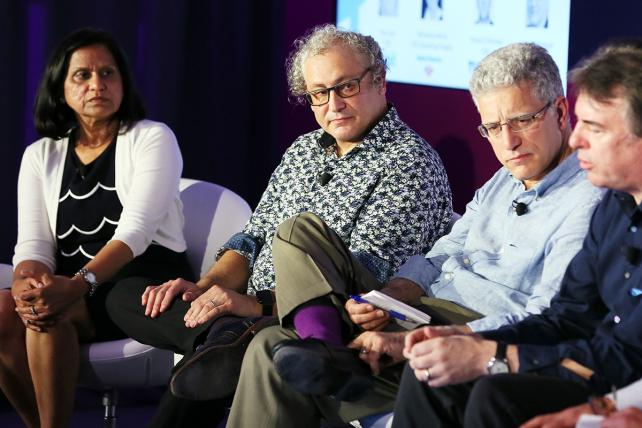 Live Blog: Advertising Week, Day Two