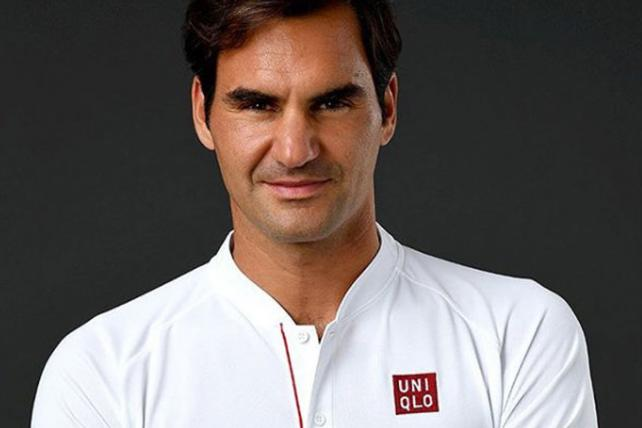 Uniqlo pushes further into sports with Federer deal