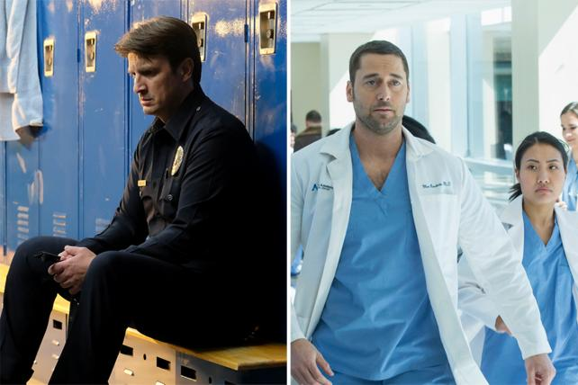 'The Rookie' and 'New Amsterdam'