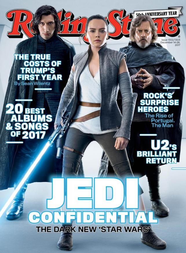 The Dec. 14-28, 2017 issue of Rolling Stone.