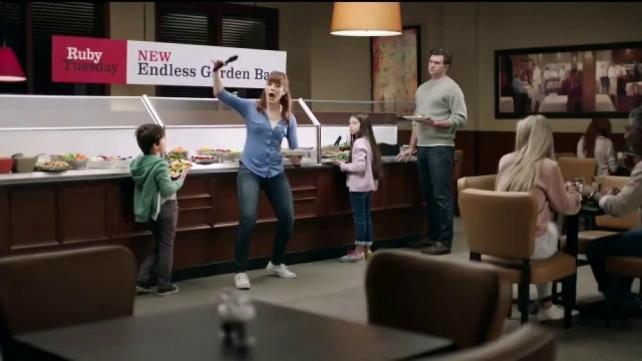 salad bar sparks a freestyle rap it 39 s last night 39 s new ads advertising news newslocker