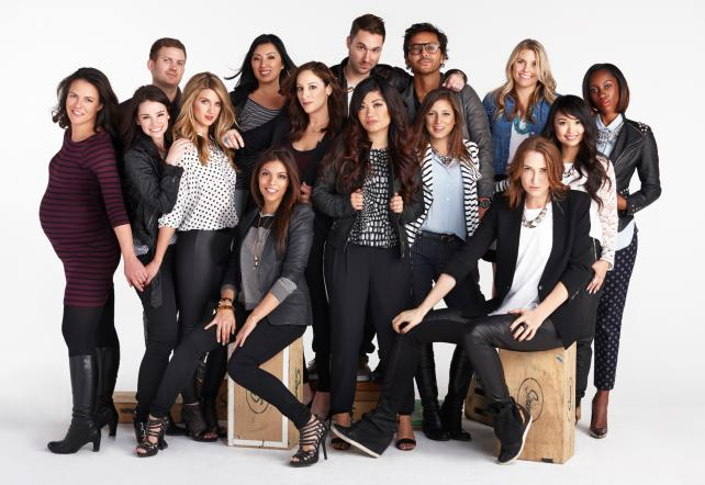 Agency founder Amy Cotteleer (seated at bottom right) with the A2G team.