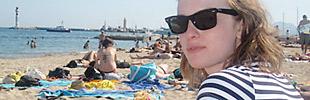 Cannes Diary: Salina Cole