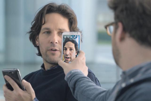Samsung Is Winning Online Battle of the Super Bowl Ads