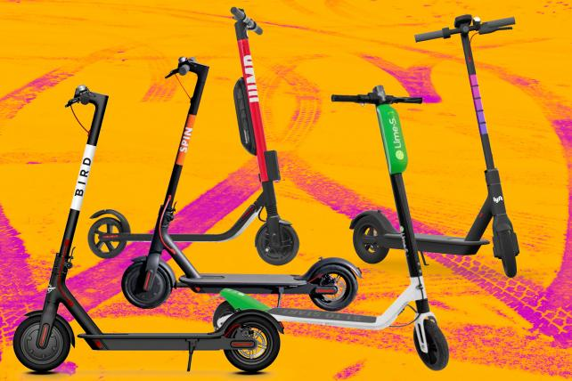 Bird? Lime? Jump? Reviewing the various scooter brands at SXSW