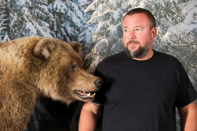 Vice co-founder and CEO Shane Smith.