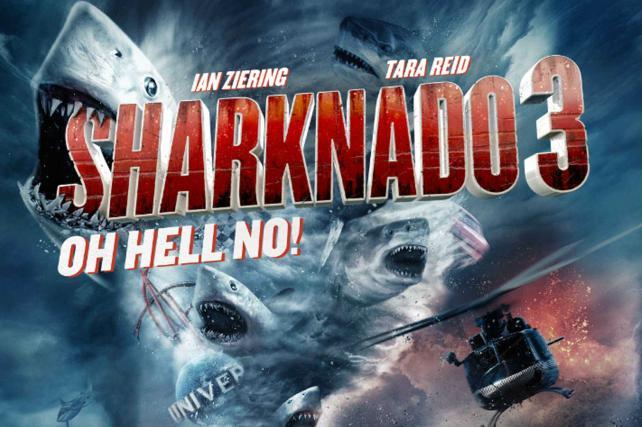 Syfy Cuts Jared Fogle From 'Sharknado 3: Oh Hell No!'