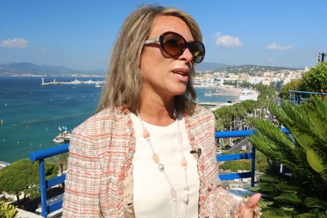 Video: Why Shelley Zalis Is Leaving Ipsos to Grow The Girls' Lounge, And a Peek Inside the Cannes Edition