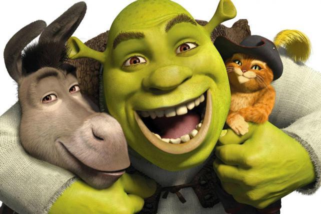 Now It's Hasbro in Talks to Buy 'Shrek' Studio DreamWorks