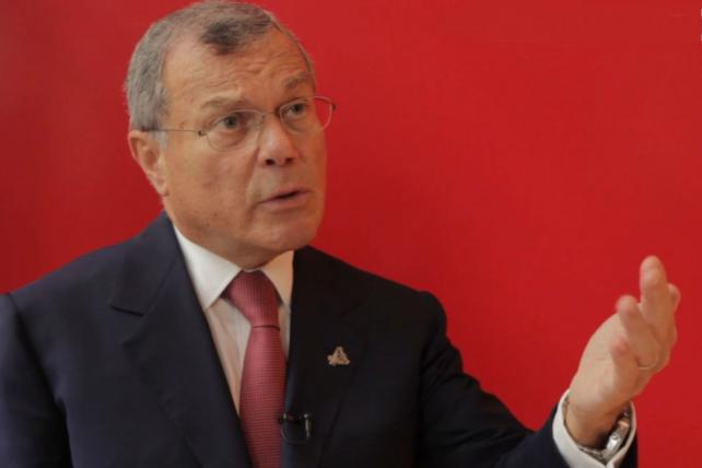 Video With WPP's Sorrell: Ad Industry Must Prove It Grows Clients' Topline