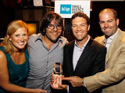 Photos From Ad Age's Small Agency Awards and Conference