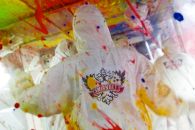 Smirnoff Paints the Town