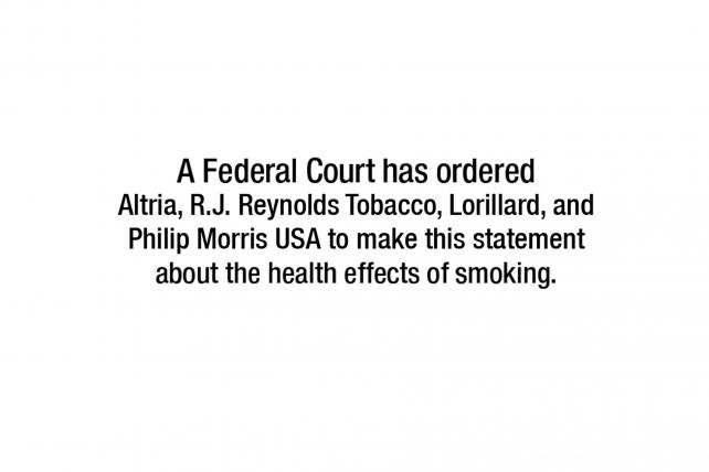 See The Anti Smoking Tv Ads Big Tobacco Is Forced To Run Cmo