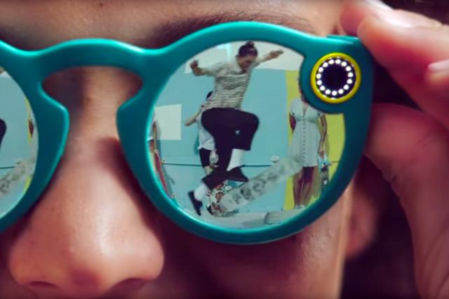 Products like Snap Inc.'s new Spectacles are moving consumers toward a future where tech seems to disappear.