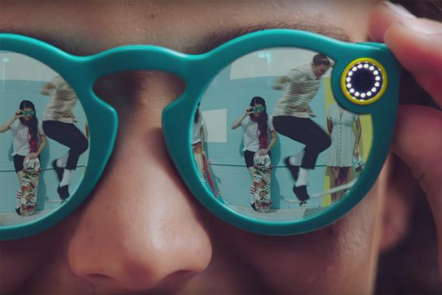 Why Snapchat's Spectacles Can Succeed Where Google Glass Failed
