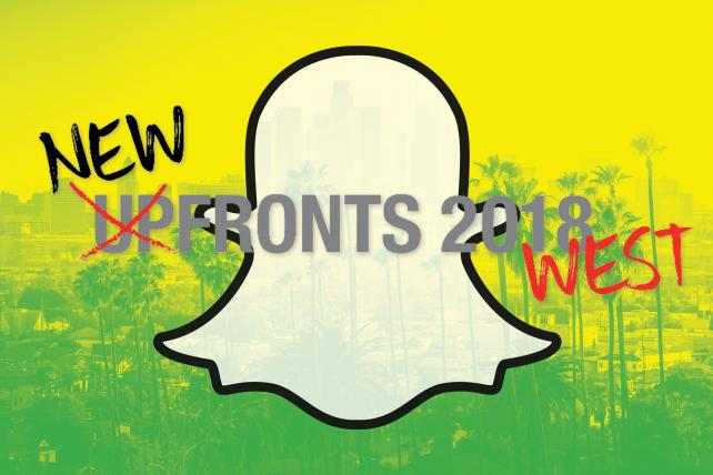 Snapchat, whose ad business relies entirely on video, will pitch buyers at the Digital Content NewFronts for the first time this fall.