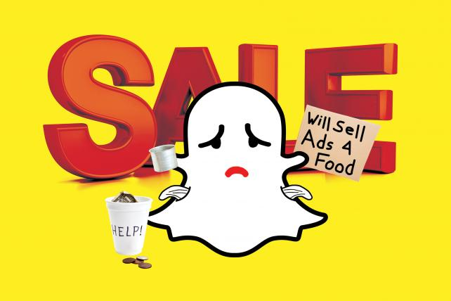 Redesigned Snapchat sees users drop by 3 million for quarter