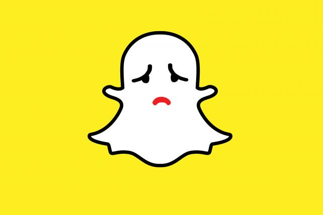 Snapchat CFO departs after less than a year on the job
