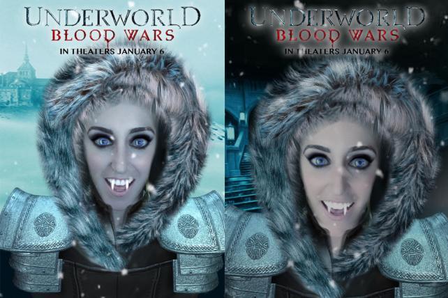 'Underworld: Blood Wars' will offer sneak peeks at its Snapchat lens starting Thursday.