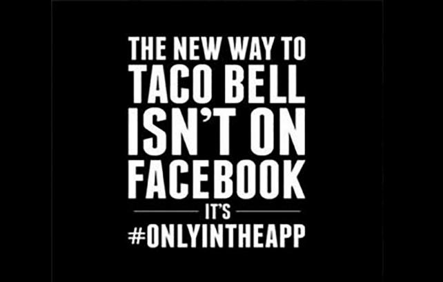 Why Taco Bell's Social Media Blackout Was A Brilliant Campaign