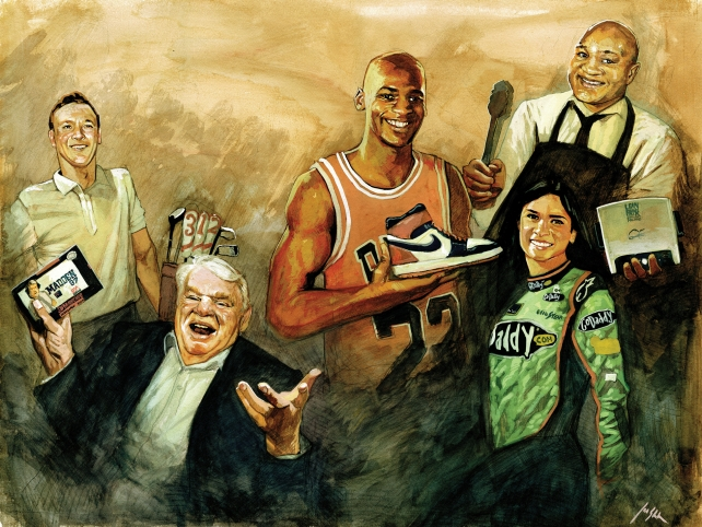 10 Great Moments in Sports-Marketing History