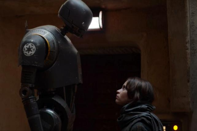 'Rogue One: A Star Wars Story' hits theaters this December.