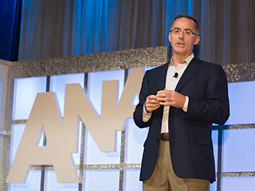 Stengel Shares Lofty Vision for Marketing With Peers