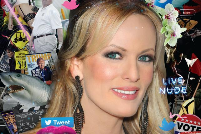 Decoding the Stormy Daniels brand strategy