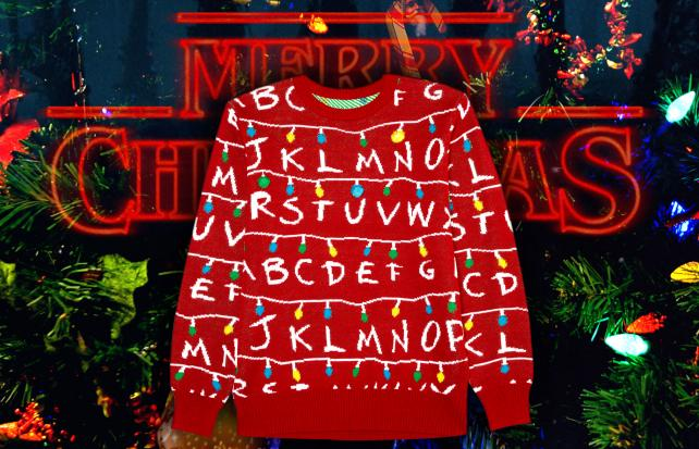 Stranger Things Sweaters Start Of A New Netflix Model Media Ad Age