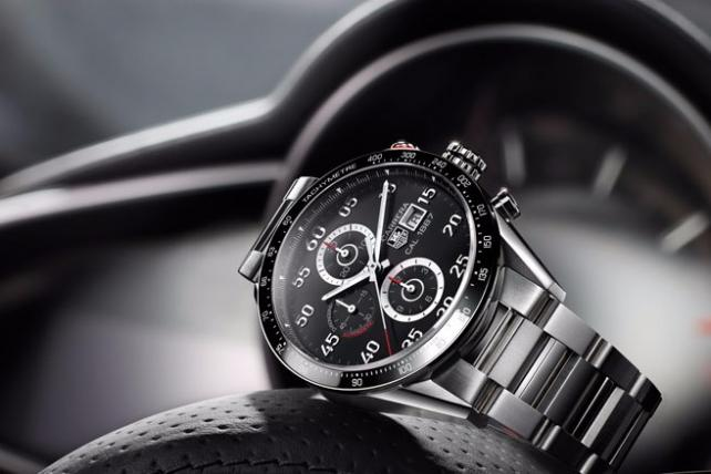 TAG Heuer, Google, Intel to Challenge Apple With Luxury Smartwatch