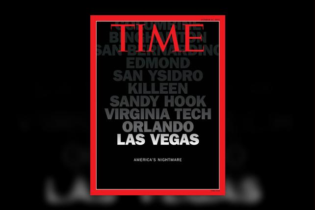 Time Vegas Cover