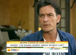 The Troubles With Televising Charlie Sheen