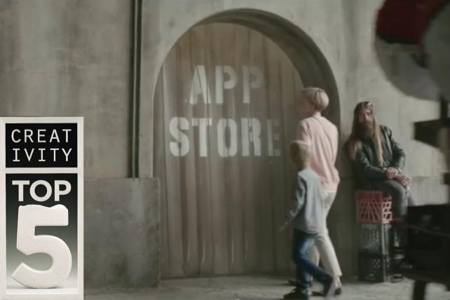 Creativity Top 5: The Best Brand Ideas of the Week