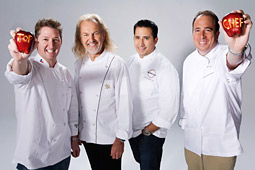Bravo's 'Top Chef Masters' Sprinkled With More Upscale Sponsors