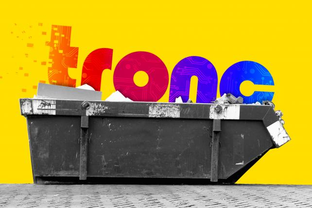 Doctor's orders? The 'sad, silly' Tronc brand is no more
