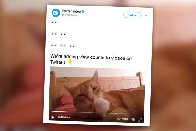 Twitter announced its new view tool in this video tweet.