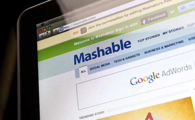 Mashable Hires Bankers to Study Options Including Sale