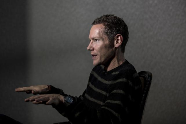 Jeff Holden, Uber's chief product officer.