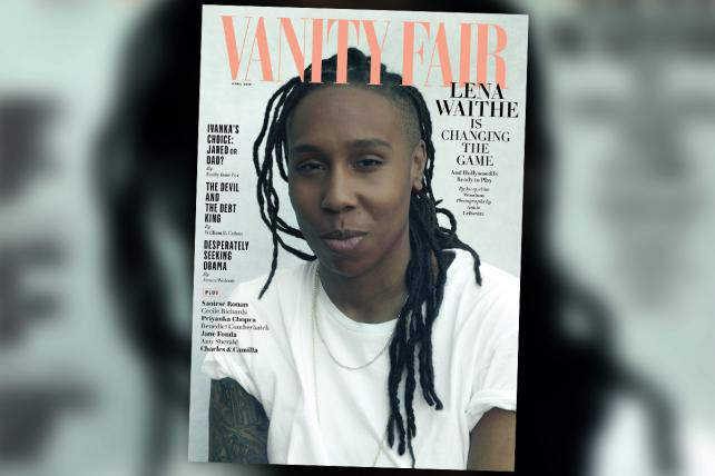 'Lena Waithe Is Changing the Game,' says Vanity Fair. So is VF Editor-in-Chief Radhika Jones
