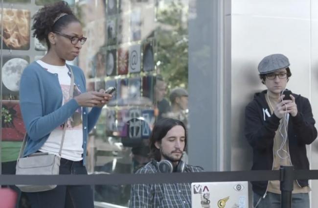 Todd Pendleton led Samsung's 'Next Big Thing' campaign.
