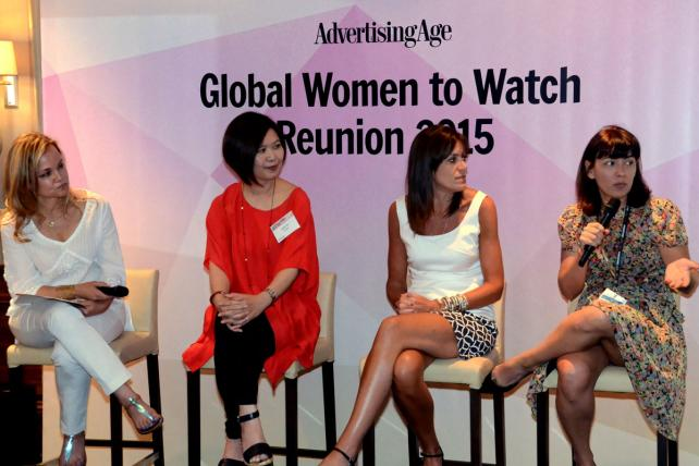 Ad Age Hosts Women to Watch Get-Together at Cannes